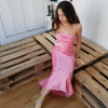 90s Pink Dress