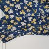Flowers Dress-Blue