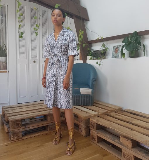 50s Christian Dior Dress