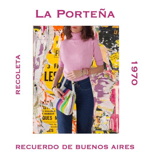 Perls Bag-Buenos Aires