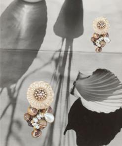 60s Oversize Earrings