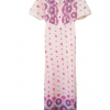 60's Maxi floral Dress